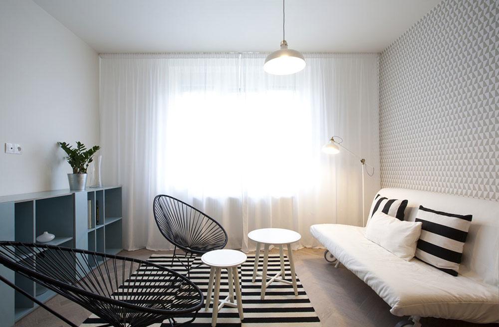 Súťaž Interiér roku: Rekonštrukcia a návrh interiéru dvojizbového bytu