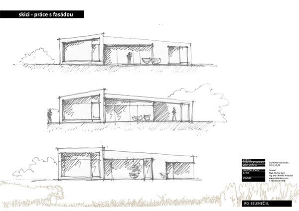 Jednopodlažný murovaný dom, ktorý spojil rodinu