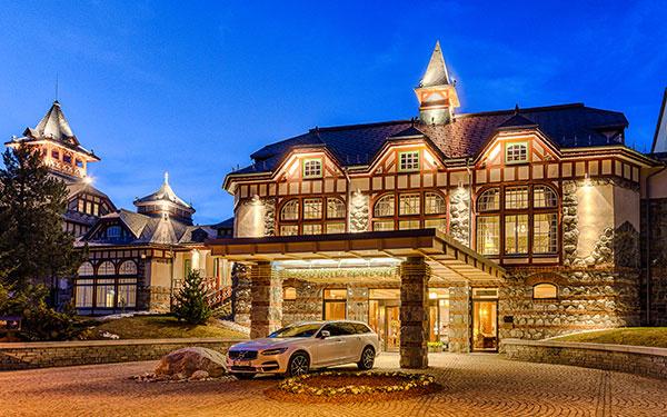 Hotel Kempinski Štrbské Pleso