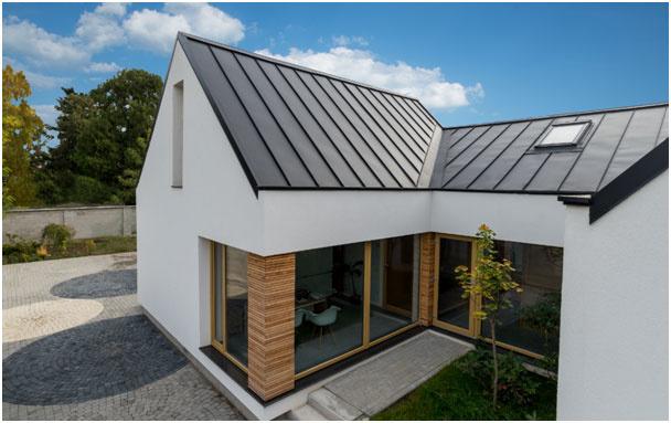 Tradičná, ale pritom moderná a odolná strecha