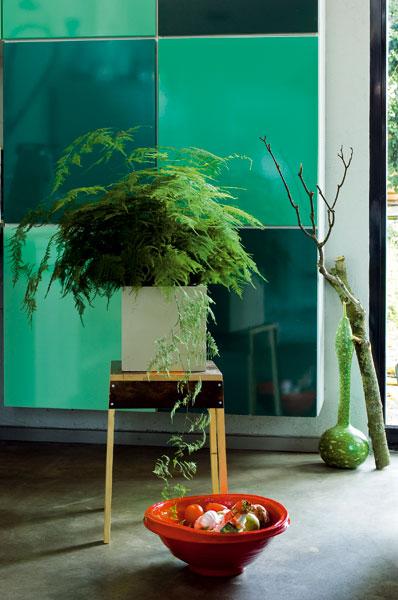 Zelené bývanie