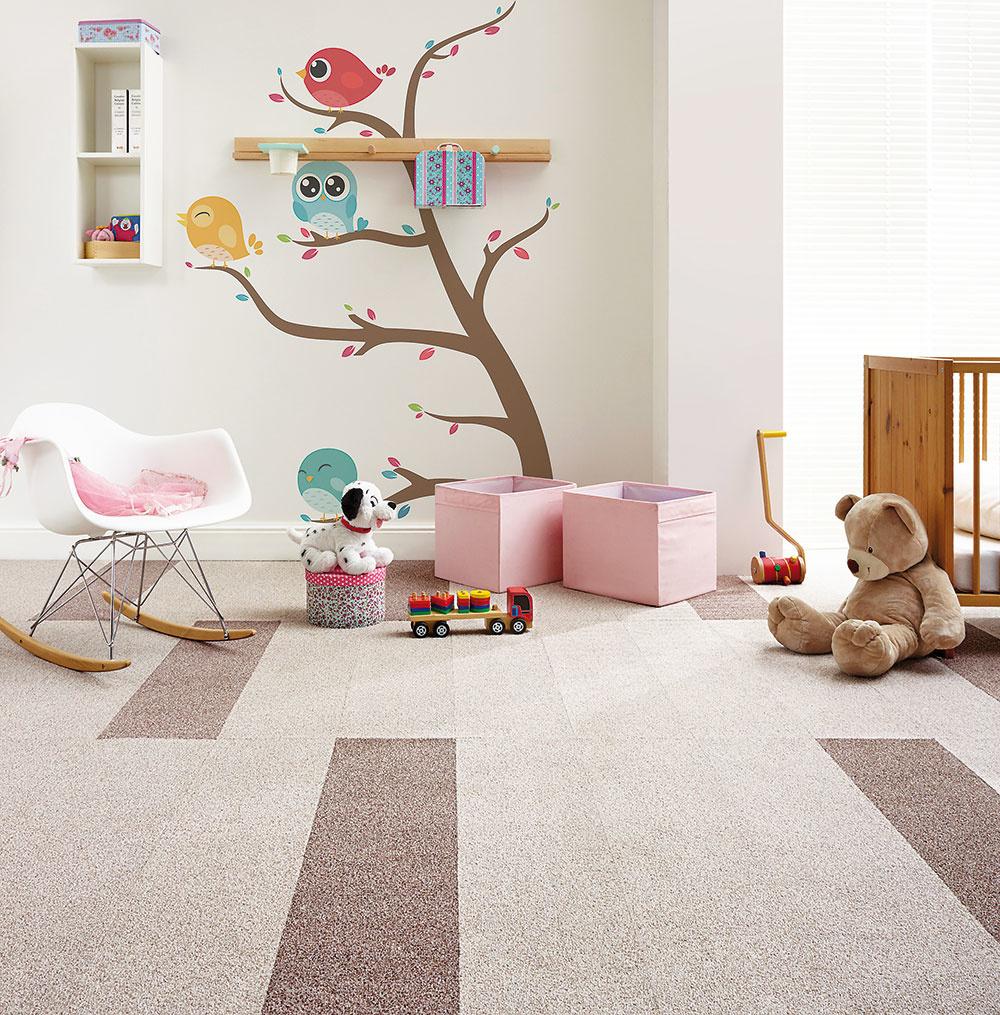 Dobre zvolený koberec vám pomôže zútulniť každú izbu. Deti určite ocenia, že sa môžu hrať neobmedzene na zemi avy budete mať istotu, že neprechladnú. www.breno.sk