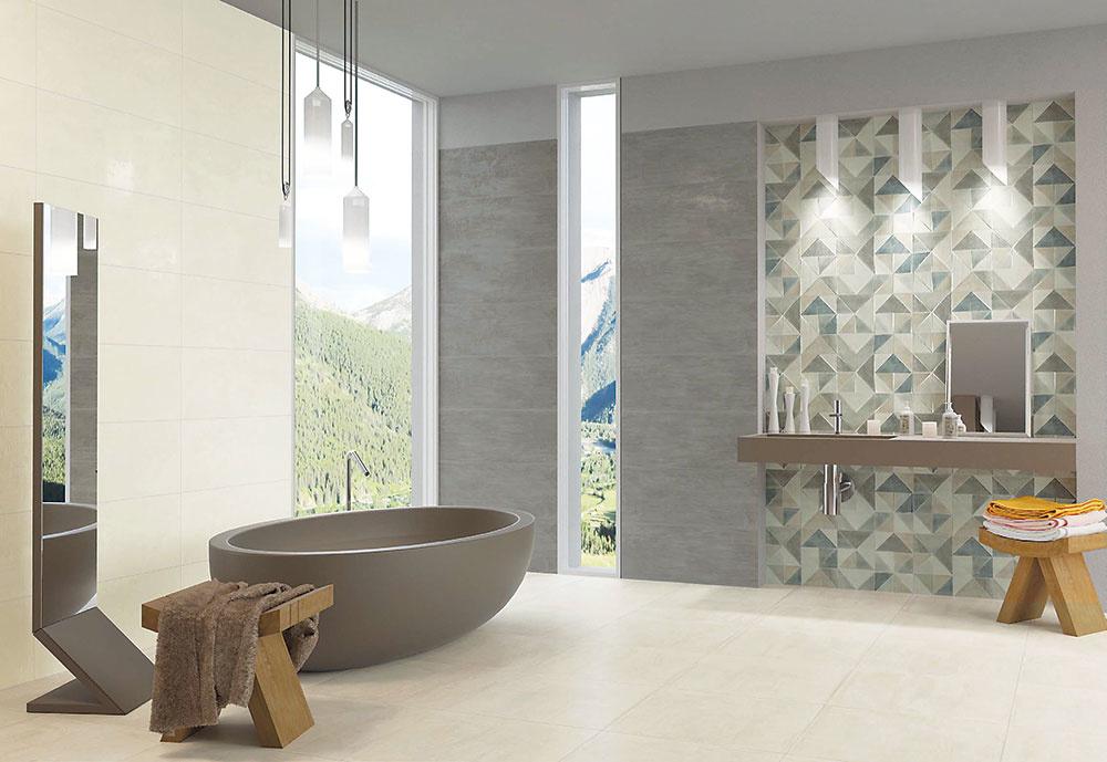 Voľbou číslo jeden je v kúpeľniach stále keramická dlažba. Skutočne jej nemožno nič vyčítať. Ľahko sa udržuje, je odolná voči vode i vlhkosti a vybrať si môžete z nespočetného množstva typov. www.kupelne-ptacek.sk