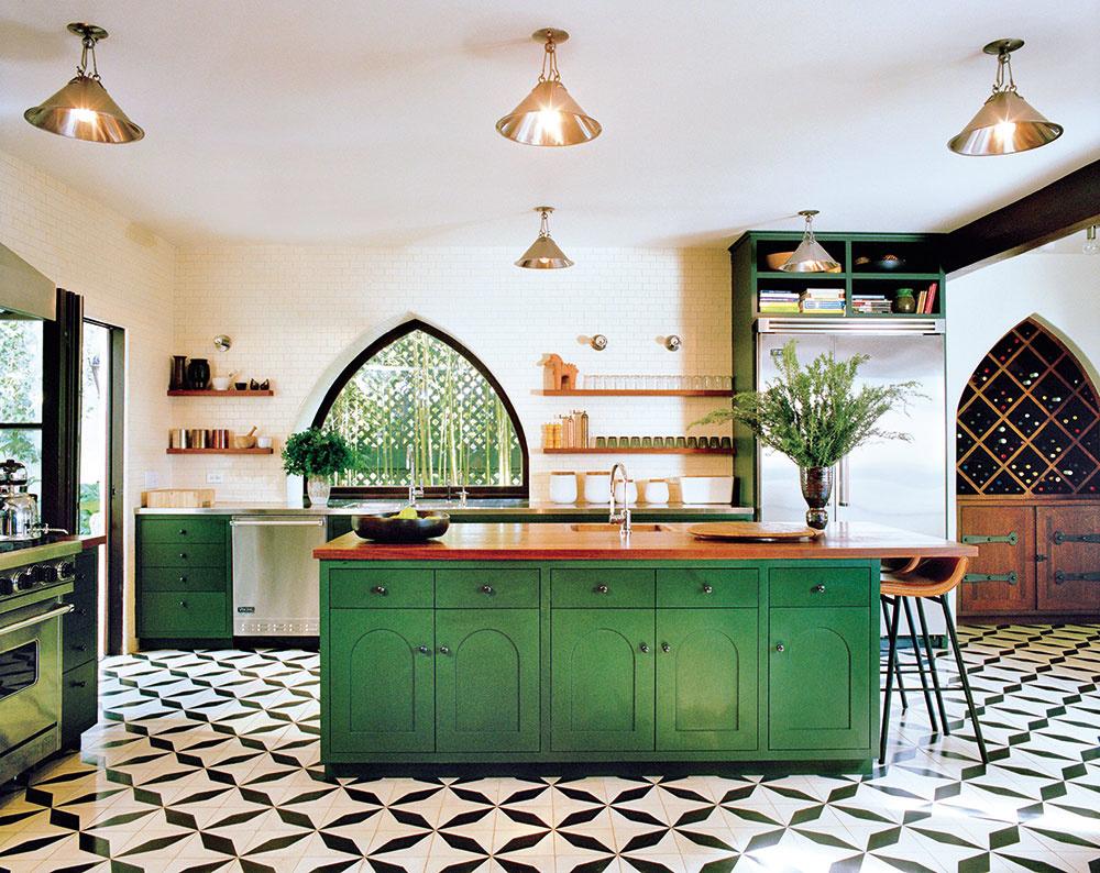 5 štýlov, ktorými urobíte z kuchyne čarovné miesto