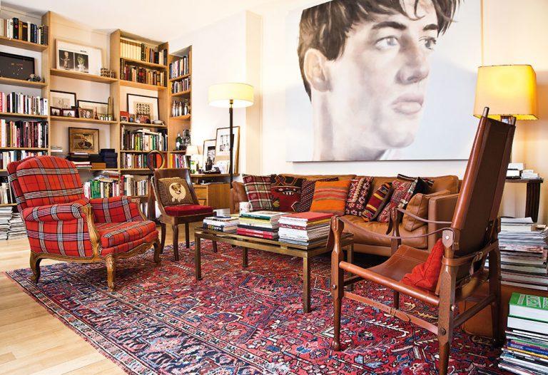 Umenie, móda a etno štýl pod jednou strechou: Keď je zariaďovanie bytu zábavou