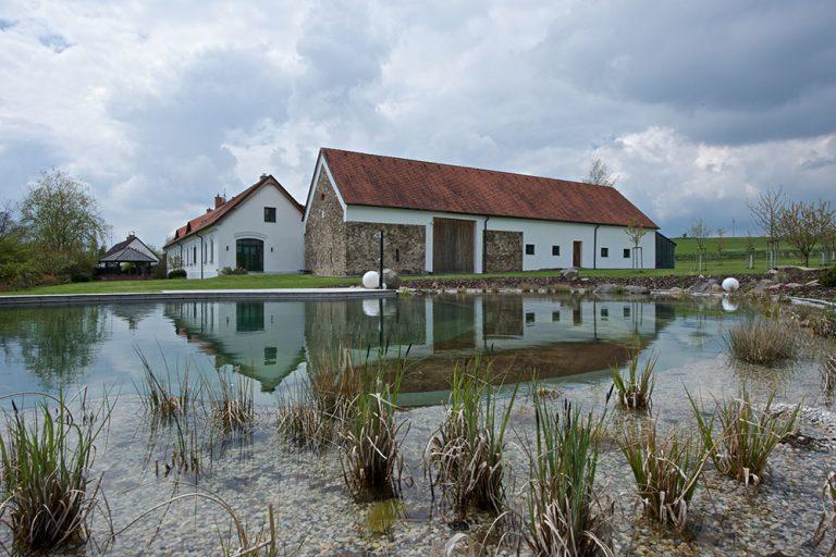 Bývalému statku vrátili život: Neverili by ste, že toto bol kedysi hospodársky dom!