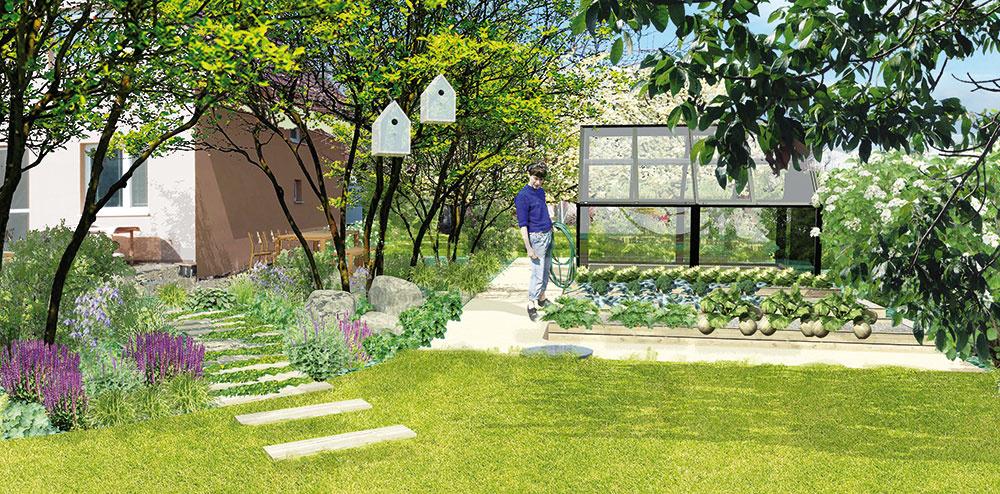 KŔMIDLÁ alebo búdky sú jednoduchým doplnkom, ktorým prilákate do záhrady život.