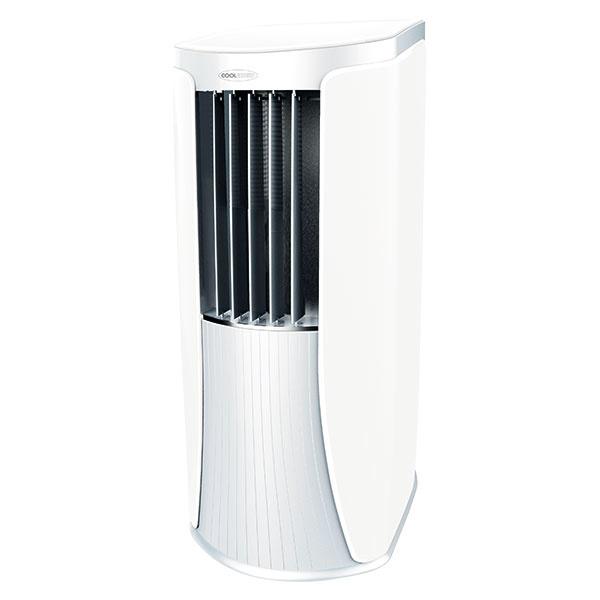 Mobilná klimatizácia Jednotka Coolexpert APG-07AN2 je vhodná pre miestnosti splochou 9 – 15m2. Energetická trieda A, chladiaca kapacita 2,1kW, ekologické chladivo R410A,hlučnosť 61/62/63 dB, funkcia odvlhčovania, 24-hodinový časovač, diaľkové ovládanie. Cena 239 € www.hornbach.sk