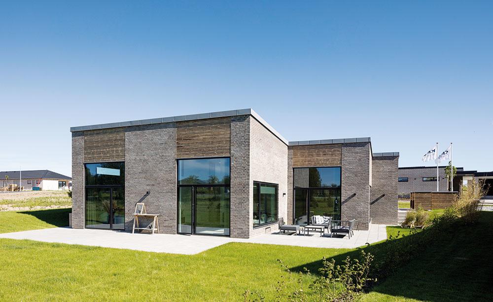 Aktívny dom s energetickými parametrami, ku ktorým by mala smerovať európska výstavba