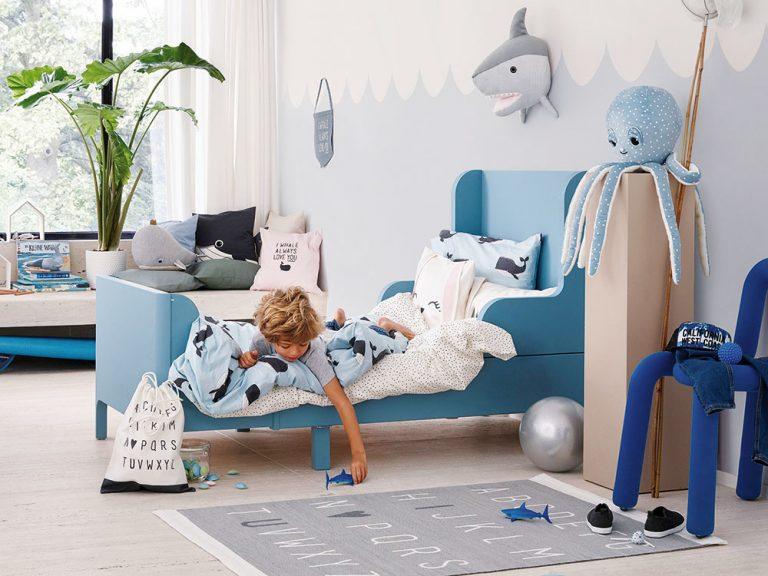 Ako zariadiť destkú izbu, ktorá bude rásť s dieťaťom