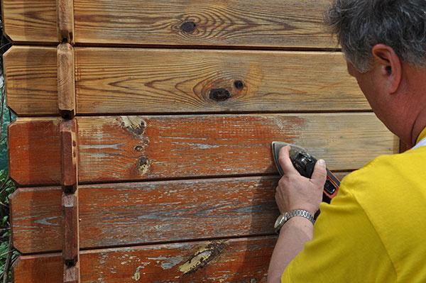 Nátery na drevo – na záhradný domček