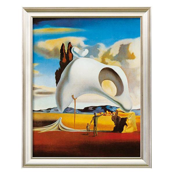 obrazová reprodukcia, Salvador Dalí, Atavistic Vestiges after the Rain, 1934, papier, 24 × 30 cm, 8,99 € bez rámu, www.posters.sk