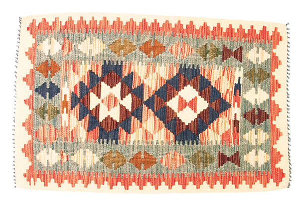 KOBEREC Kelim Pakistan XXL, 100 % vlna, 60 × 90 cm, 48 €, www.westwing.sk