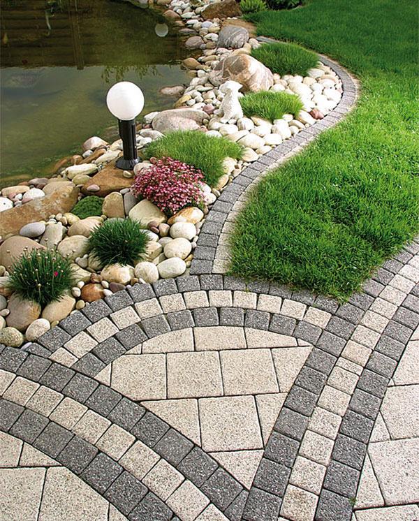 Vydláždite si terasu i záhradu betónom s aqua flair povrchom