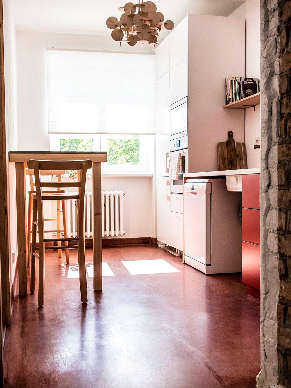 Rekonštrukcia bytu s jasným rukopisom architekta