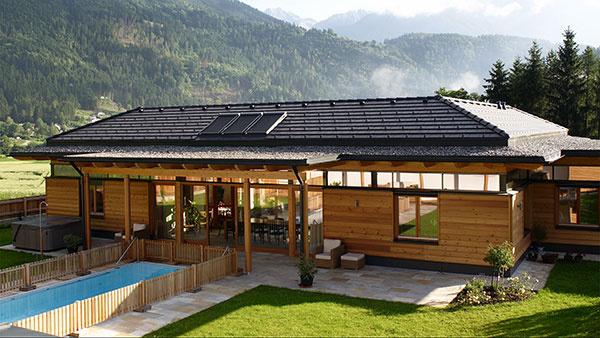 1. časť seriálu o strechách:  Moderná nízkoenergetická strecha