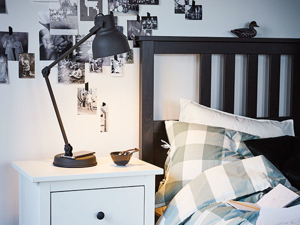 29 originálnych svietidiel k posteli
