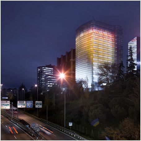 Kategória: Zateplený objekt Torre 30. Madrid, Madrid, Spain