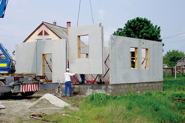 Flexibilné riešenia pre každú stavbu