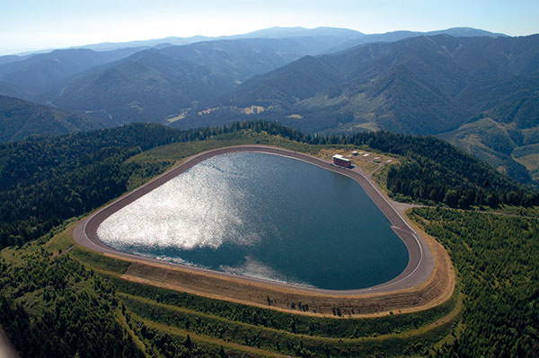 Prečerpávacia vodná elektráreň Čierny Váh