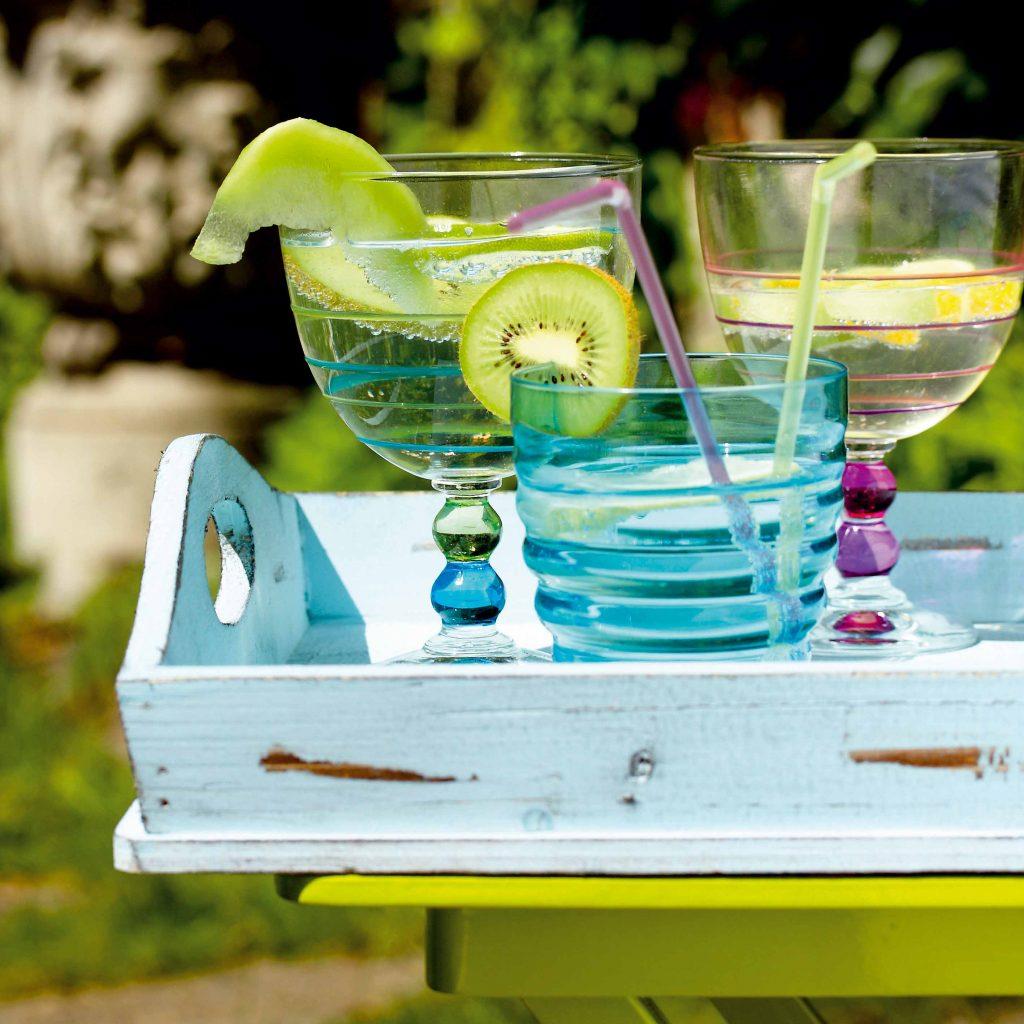 Ovocie v pohári