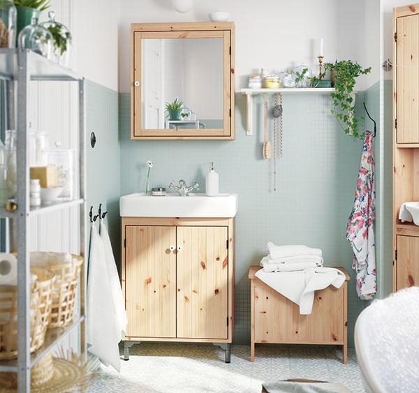9 nápadov do vidieckej kúpeľne