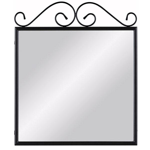 Zrkadlo Isabelle od značky Støraa, kov, sklo, 60 × 70 × 2 cm, 67 €, www.bonami.sk