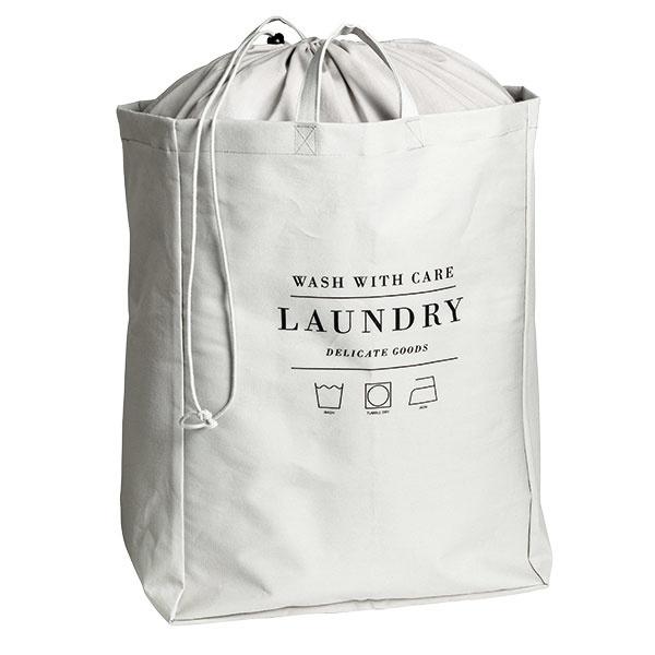 Vrece na bielizeň, 100 % bavlna, 25 × 40 × 53 cm, aj kaki, 14,99, H&M Home