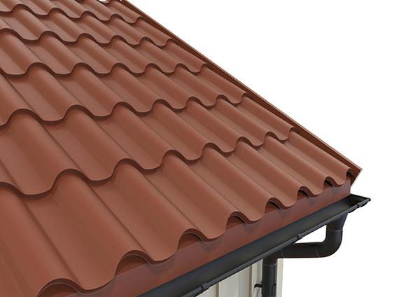 Univerzálna, praktická a príťažlivá strecha? Jednoducho Goodlock!