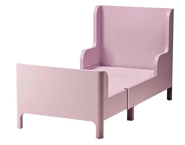 Rozkladacia detská posteľ Busunge, rozmery 80 × 200 cm, 139 €, IKEA