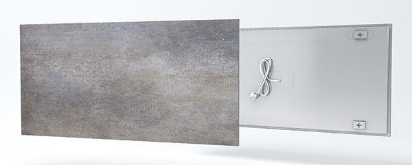 Panely Ecosun natural dokonale imitujú prírodný kameň. Elektrické sálavé vykurovanie je energeticky úsporné amá rýchly nábeh, vďaka čomu je vhodným doplnkovým zdrojom tepla najmä pri vykurovacích systémoch sveľkou zotrvačnosťou. www.fenix.sk