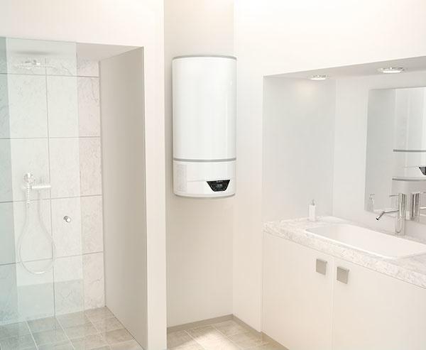 Elektrický ohrievač vody Lydos Hybrid využíva najmodernejšiu technológiu tepelného čerpadla. Vďaka hybridnej technológii dosahuje až 50 % úsporu energie (energetická trieda A). Úspornosti jeho prevádzky pomáha aj inovatívny riadiaci softvér. ariston.com