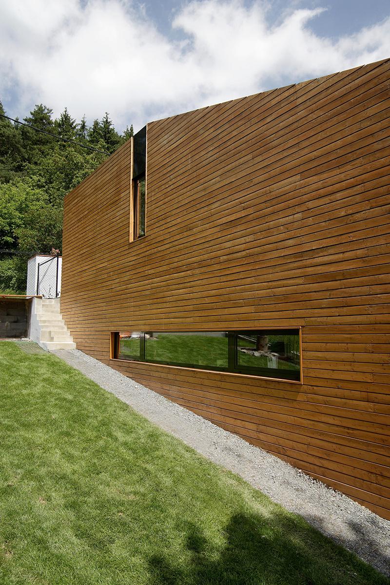 Rodinný dom v Myšlíne