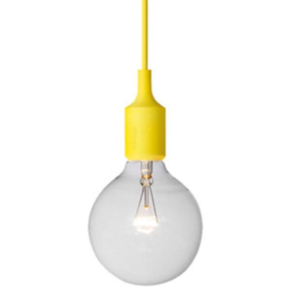 Závesná LED lampa od značky MUUTO, 2W LED, dĺžka 23 cm, 69 €, www.designville.sk