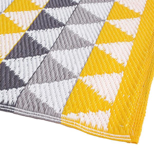 Koberec Mindi od značky Bizzotto, 100 % polyester, 120 × 18 cm, 15,78 €, www.vivrehome.sk