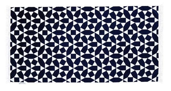 Osuška Andaman od značky Sunny Life, bavlna, 175 × 90 cm, 51 €, www.amara.com