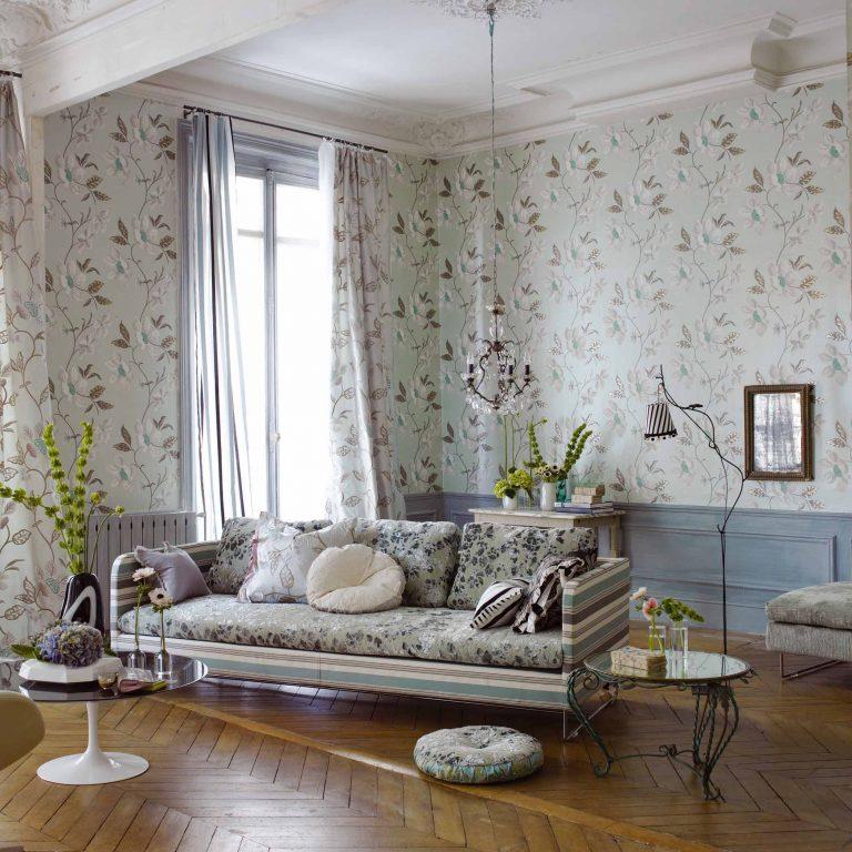 Škola interiérového dizajnu VII. – Textil v návrhu interiéru