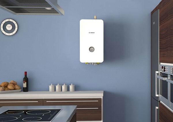Tronic Heat 3500 – elektrický vykurovací kotol značky Bosch