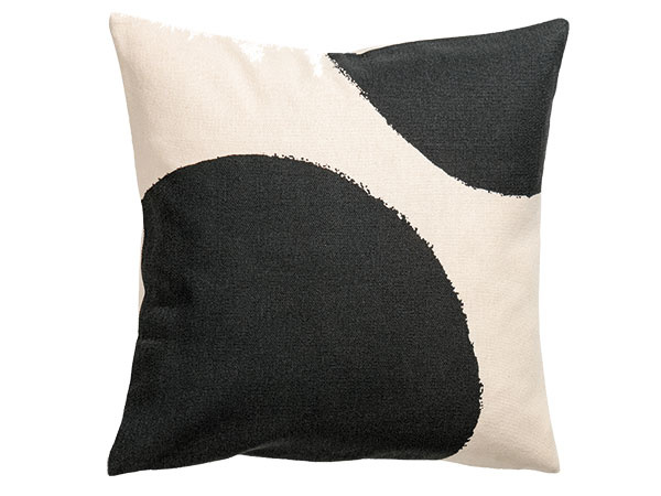 Obliečka na vankúš so vzorom a skrytým zipsom, 100 % bavlna, 50 × 50 cm, 4,99 €, www.hm.com/sk