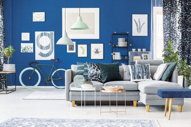 Ako si pekne vymaľovať izbu: 7 krokov k dokonalým stenám