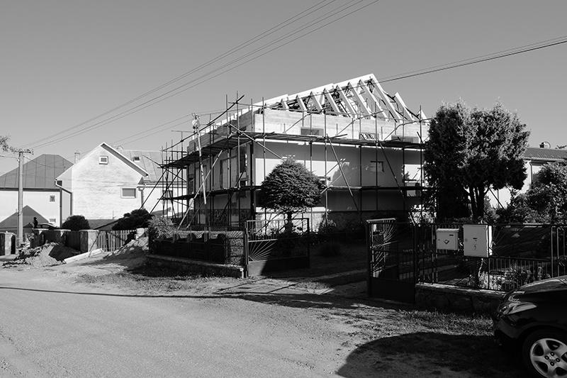 Dom PRST pred rekonštrukciou