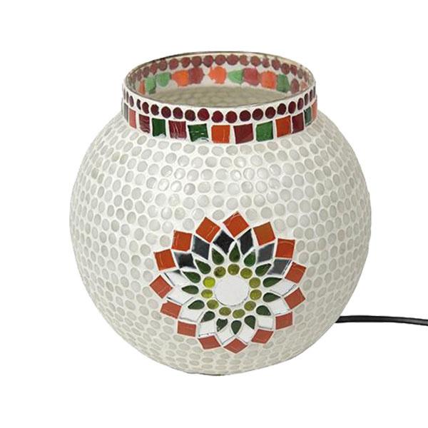 Nočná lampa Ilumi, sklo, 30,38 €, www.vivrehome.sk