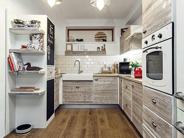Vlastnoručná premena kuchyne: Ako šikovné ruky zmenili kuchyňu ma čarovné miesto