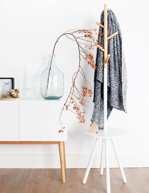 Table Tree od značky Zuiver, drevo, MDF doska, výška 40 cm, výška 169 cm, 99 €, roomfactory.sk