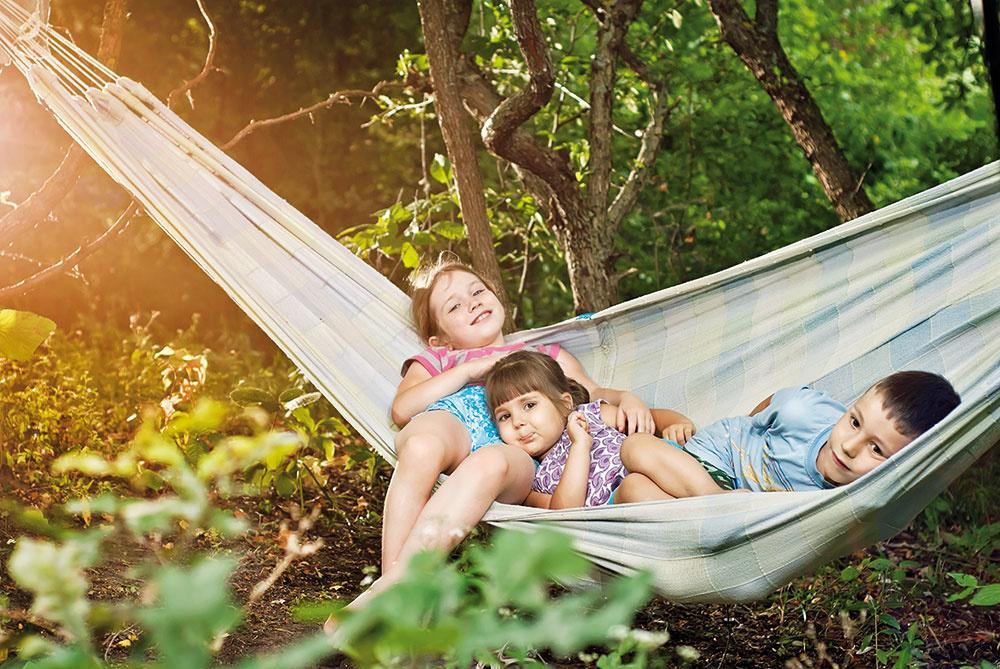 Ako spraviť zo záhrady priestor, ktorý budú deti milovať
