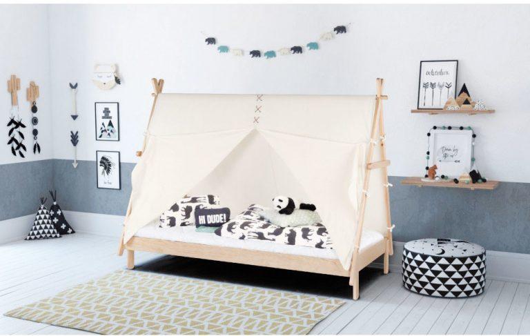 Tipy na detské postielky: Aby sa deti do postele tešili