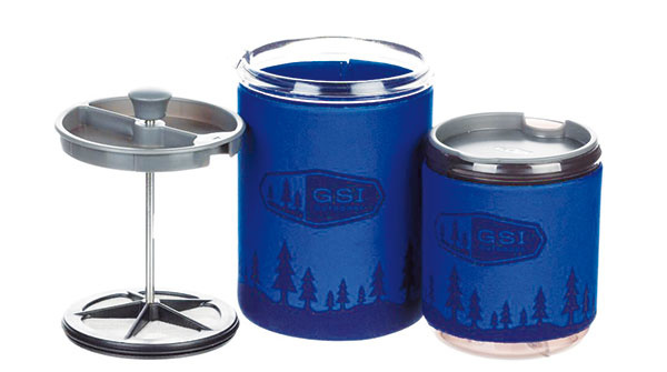 GSI Outdoors Personal Java Press