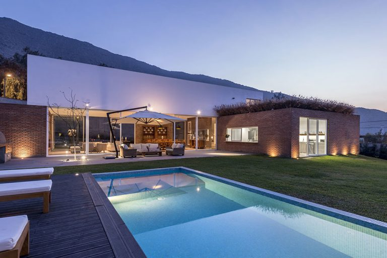 Únik zo stresujúceho života vo veľkomeste? V tomto dome by ste chceli relaxovať!