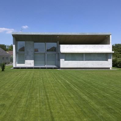 Betónový dom – výnimočný dom s výnimočnými vlastnosťami