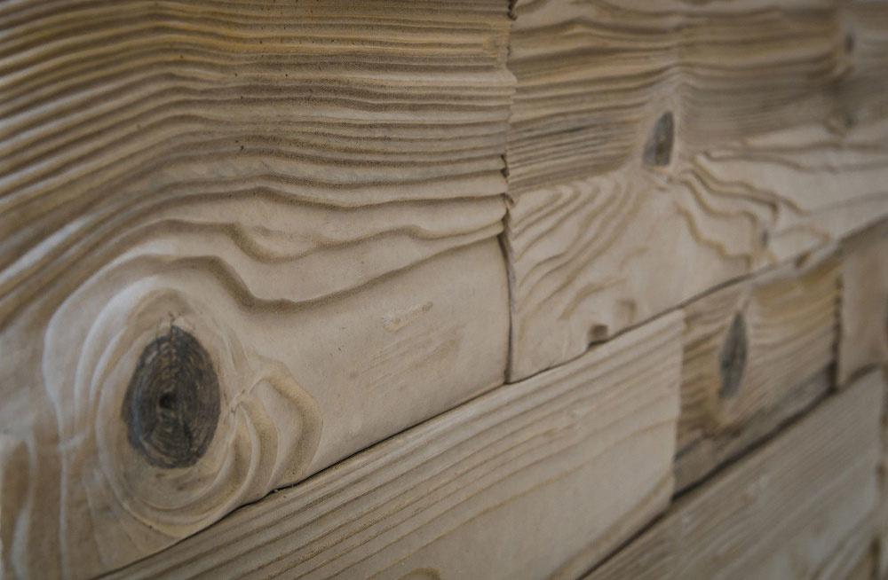Imitácia prírodného Travertínu či dreva, ktorú ťažko rozpoznať